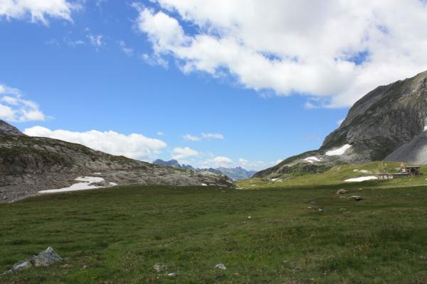 Col de la Vanoise - 1