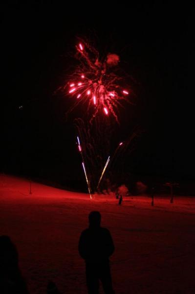 Feux d'artifice 31-12-2011 - 1