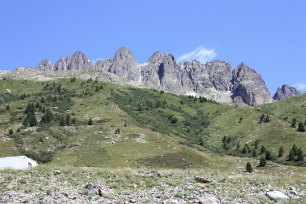 Lac Grand Maison - 2 - Montagnes