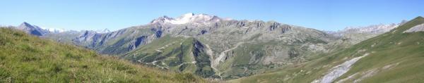 Vue de la Pointe du Corbier - 4 - Panorama